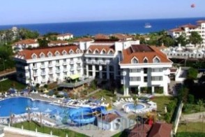 Grand Miramor Hotel Kiris