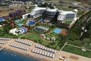 Sea Planet Resort Spa Kizilot