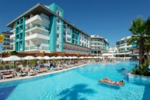 Seashell Resort Hotel Evrenseki